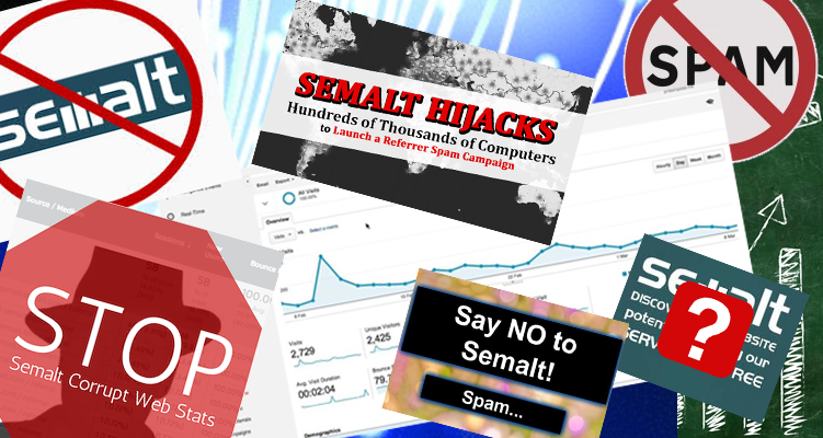 """Google Analytics – How To Exclude Spam Sources like """"Semalt.semalt.com"""" or """"buttons-for-website.com"""" from your Website Data"""